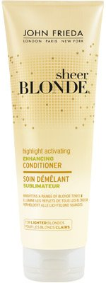 John Frieda Sheer Blonde, odżywka do jasnych blondów, 250ml