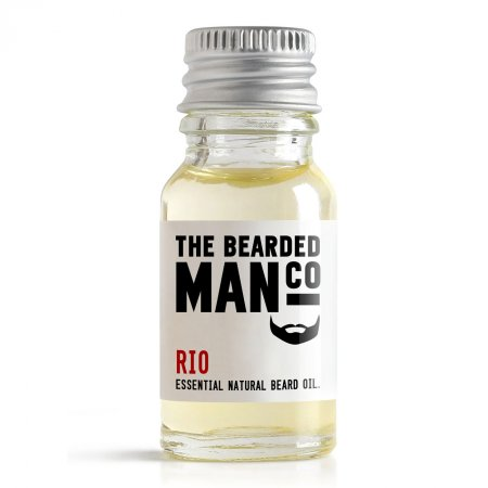 Bearded Man Rio, olejek do brody Rio, 10ml