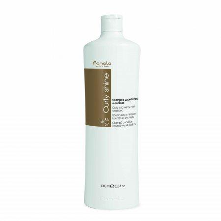 Fanola Curly Shine, szampon do włosów kręconych, 1000ml
