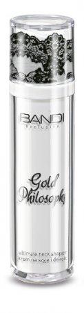 Bandi Gold Philosophy, krem na szyję i dekolt, 50ml