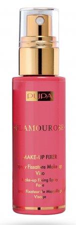 Pupa Glamourose Make-up Fixer, spray utrwalający makijaż, 50ml