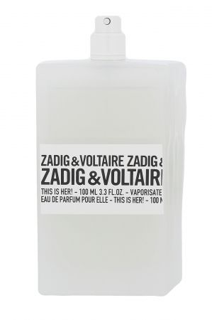 Zadig & Voltaire This is Her!, woda perfumowana, 100ml, Tester (W)