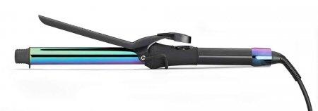 Gamma Piu, lokówka Iron Clip XL Rainbow, 25mm