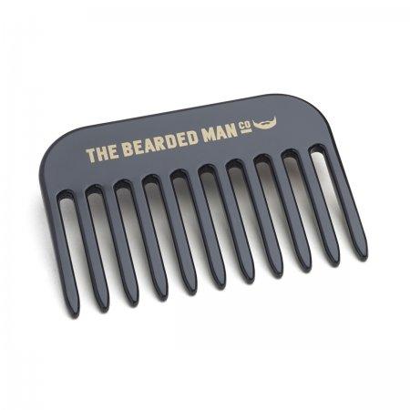 Bearded Man, ręcznie robiony grzebień do gęstej brody