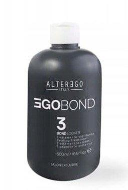 Alter Ego EgoBond, krok 3, preparat domykający łuskę włosa, 500ml