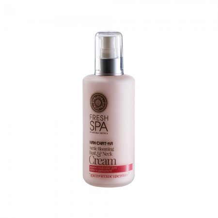 Natura Siberica Fresh SPA, liftingujący krem do szyi i dekoltu, 200ml