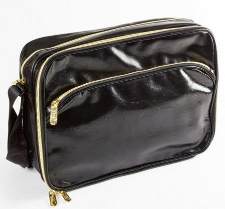 Fox Black Shine, torba na akcesoria fryzjerskie