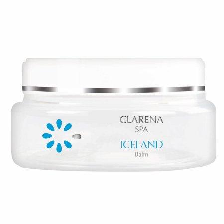 Clarena SPA Iceland, nawilżający balsam do ciała, 200ml