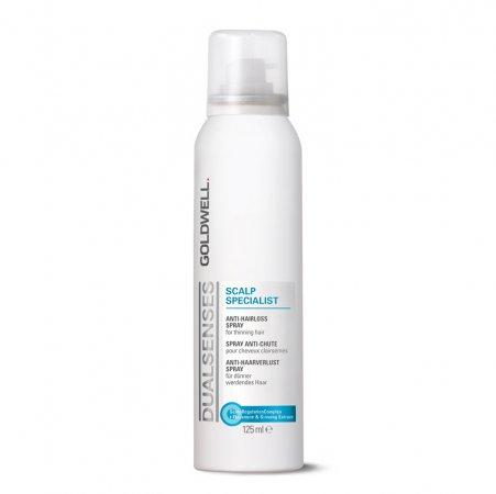 Goldwell Dualsenses Scalp Specialist, spray przeciw wypadaniu włosów, 125ml