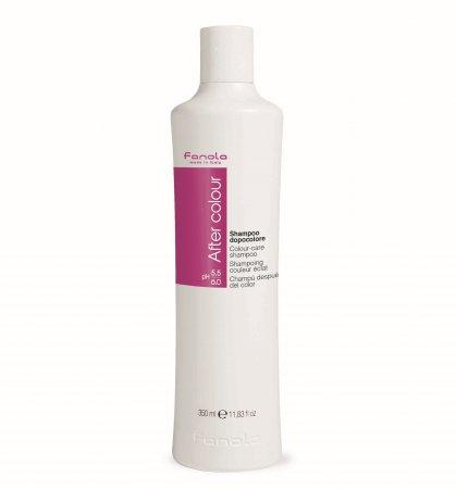 Fanola After Color, szampon do włosów farbowanych, 350ml