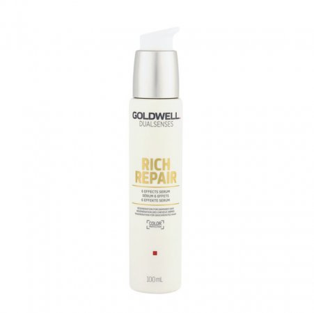 Goldwell Dualsenses Rich Repair, serum 6 efektów, 100ml