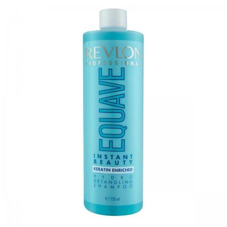 Revlon Equave Hydro, nawilżający szampon z keratyną, 750ml