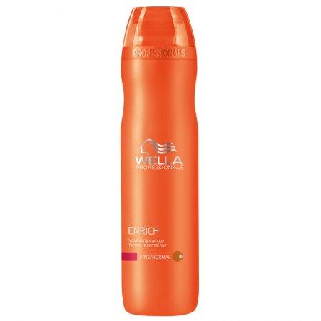 Wella Enrich szampon nadający objętość do włosów cienkich i normalnych, 250ml
