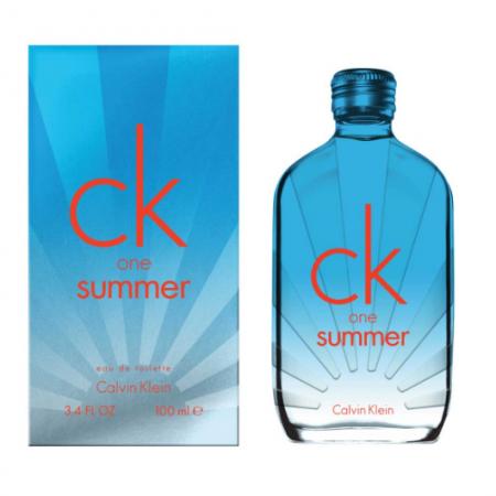 Calvin Klein CK One Summer 2017, woda toaletowa, 100ml (U)