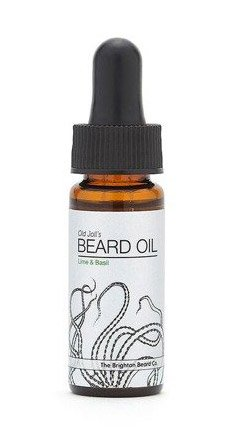 Brighton Beard, olejek do brody Limonka i Bazylia, 10ml