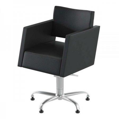 Fotel fryzjerski Panda Kubik QR - dostępny w 48h