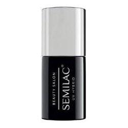 Semilac Beauty Salon, Top Mat Total No Wipe, matowy top coat no wipe, 11ml