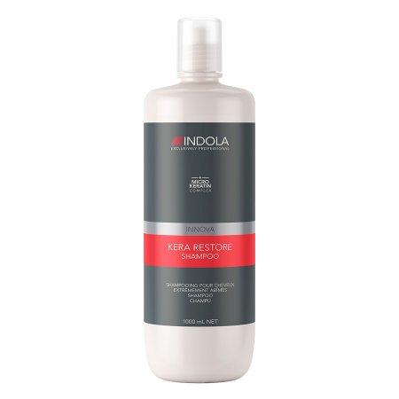Indola Kera Restore, szampon odbudowujący, 1000ml
