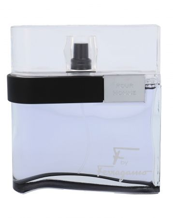 Salvatore Ferragamo F by Ferragamo Black, woda toaletowa, 100ml (M)