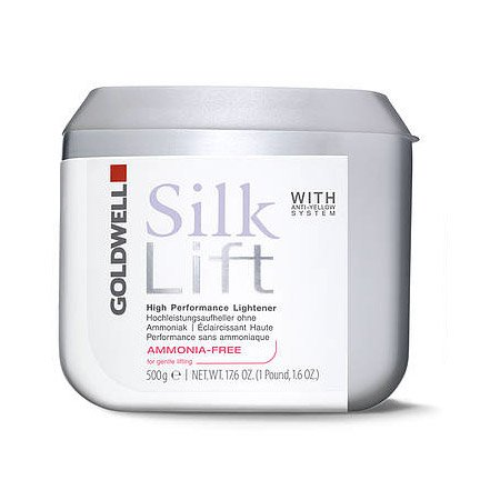 Goldwell Silklift Gentle, rozjaśniacz bez amoniaku, 500g