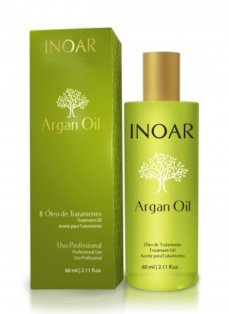 INOAR Argan Oil, olejek arganowy, 60ml