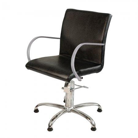 Fotel fryzjerski Panda Caro III - dostępny w 48h