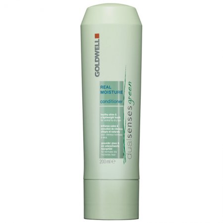 Goldwell Dualsenses Green Real Moisture, odżywka organiczna do włosów normalnych i suchych, 200ml