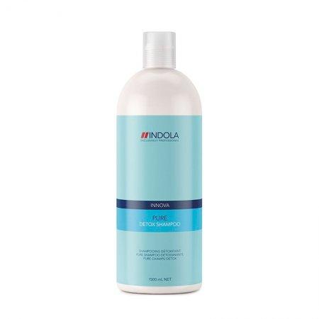 Indola Pure Detox, szampon oczyszczający, 1500ml