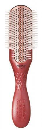 Olivia Garden Heat Pro Ceramic Styler, szczotka termiczna 9-rzędowa