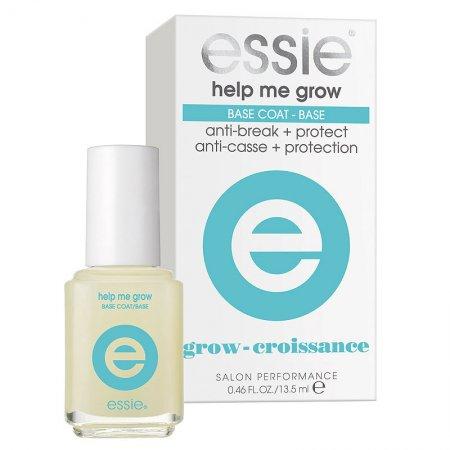 Essie Help Me Grow, baza przeciw łamaniu paznokci, 13,5ml