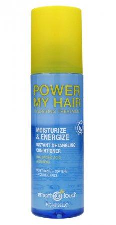 Montibello Smart Touch, dwufazowa odżywka w sprayu Power My Hair, 200ml