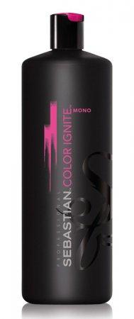 Sebastian Color Ignite Mono, szampon do włosów farbowanych, 1000ml