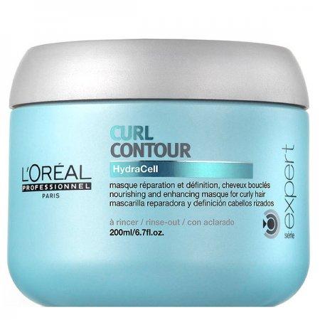 Loreal Curl Contour, maska do włosów kręconych, 200ml