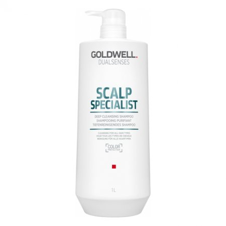 Goldwell Dualsenses Scalp Specialist, szampon głęboko oczyszczający, 1000ml