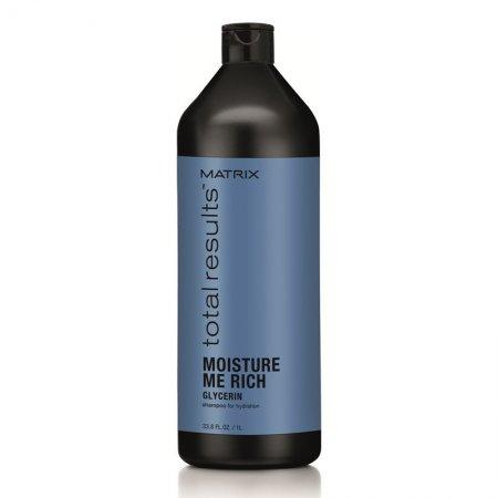 Matrix Total Results Moisture Me Rich, szampon nawilżający, 1000ml
