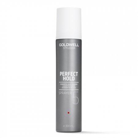 Goldwell Sprayer, pełen mocy lakier do włosów, 500ml