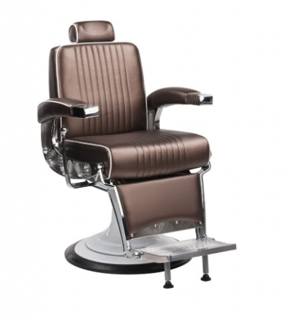 Fotel barberski Ayala Barber Stig - dostępny w 48h