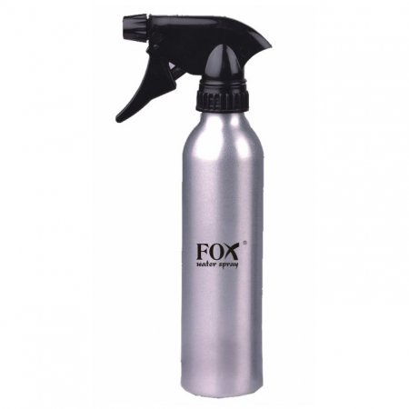 Fox, spryskiwacz fryzjerski, srebrny