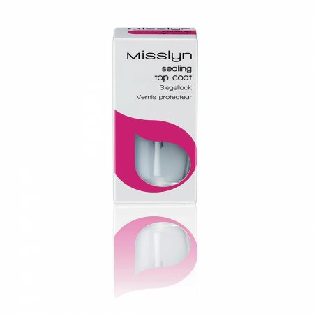 Misslyn Sealing Top Coat, utrwalacz lakieru do paznokci, 10ml