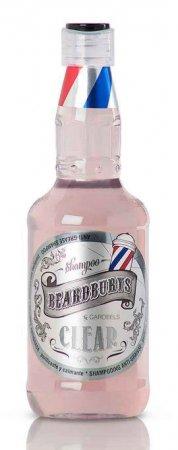 Beardburys Clear, szampon oczyszczający, 330ml