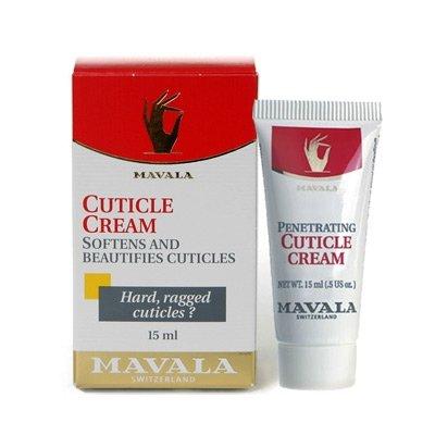 Mavala Cuticle Cream, krem do zmiękczania i pielęgnacji skórek, 15ml