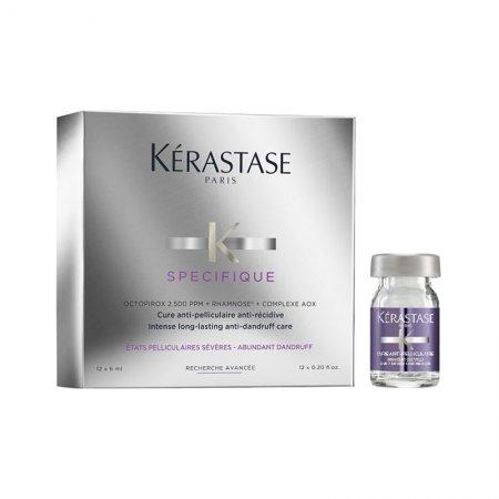 Kerastase Specifique, ampułki przeciwłupieżowe, 12x6ml