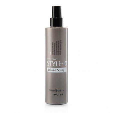 Inebrya Style-In Volume Spray, spray zwiększający objętość, 200ml