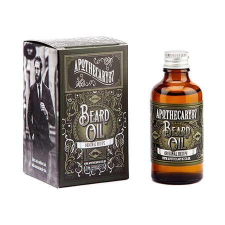 Apothecary87, Beard Oil, Original recipe, olejek do brody, 50ml