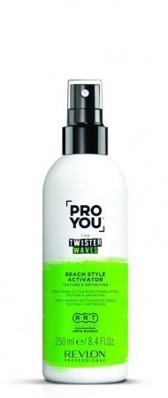 Revlon Pro You Twister, aktywator fal w sprayu, 250ml