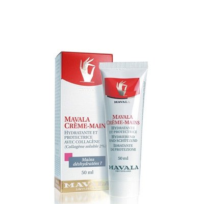 Mavala Hand Cream, krem ochronny do rąk, 50ml