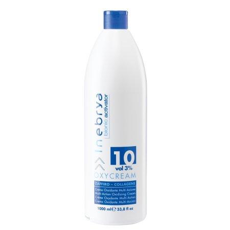 Aktywator Inebrya Bionic Color oxycream, 3%, pojemność 1000ml - inna zakrętka