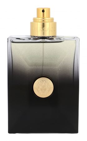 Versace Pour Homme Oud Noir, woda perfumowana, 100ml, Tester (M)
