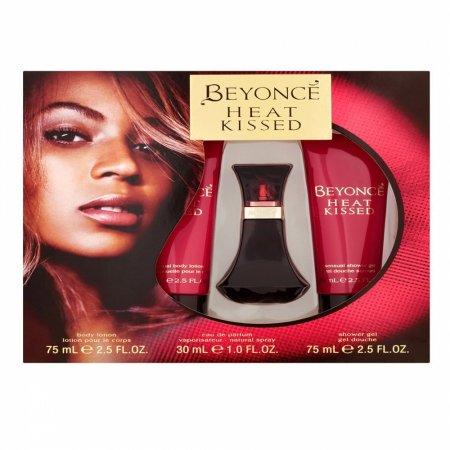 Beyonce Heat Kissed, zestaw EDP 30ml + 75ml balsam + 75ml żel (W)