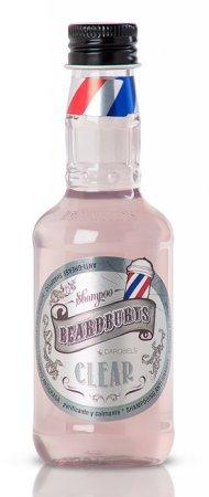 Beardburys Clear, szampon oczyszczający, 100ml